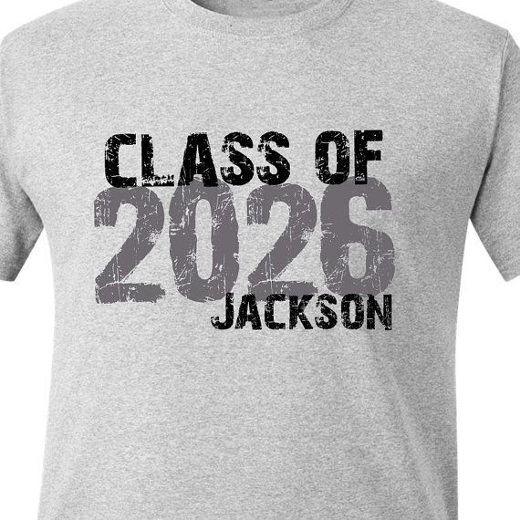 Class of 2030 or any year through the years from