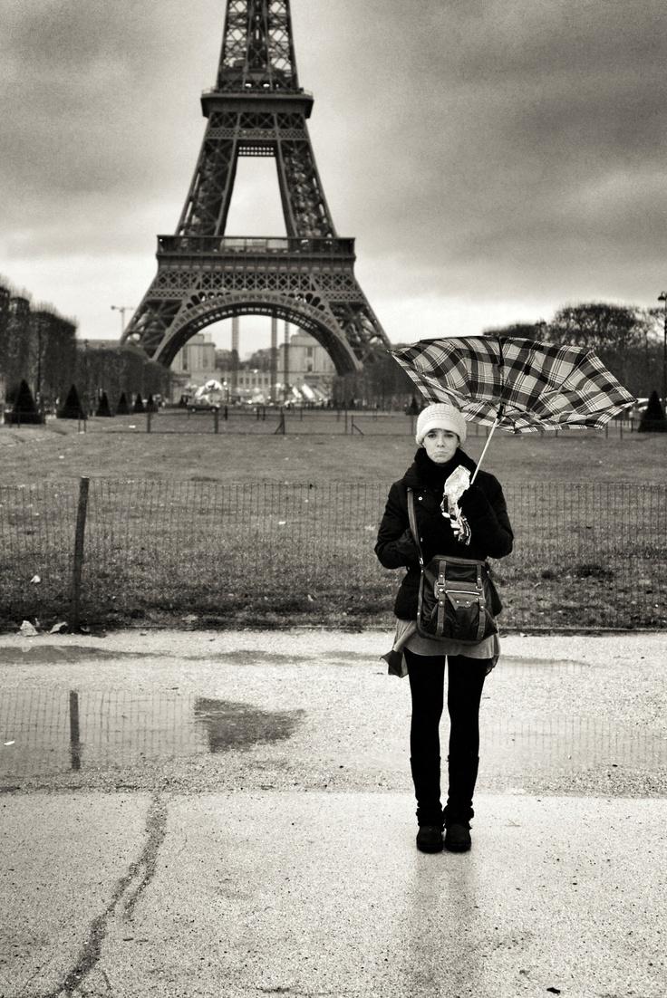 Eiffel, bad weather