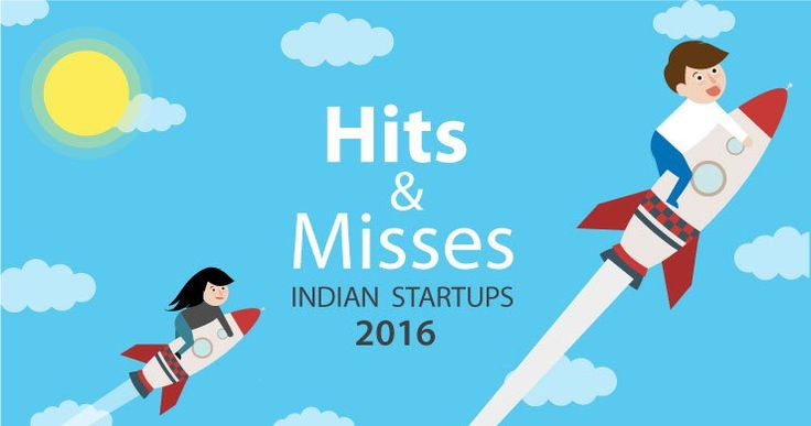 While some startups enjoyed great #success, others missed the mark in 2016. #startup #startuplife