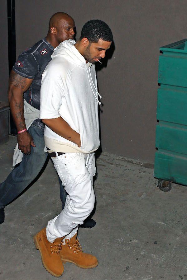 Drake in Timberland | Timberland | Pinterest | Drake ...