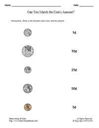 26 best images about money on pinterest coins money worksheets and free math. Black Bedroom Furniture Sets. Home Design Ideas