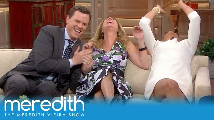 Hoda, Kathie Lee, And Willie Geist Get Payback With Regis | The Meredith...