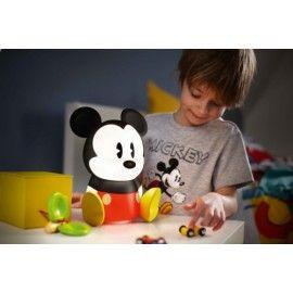 Lampka Mickey LED