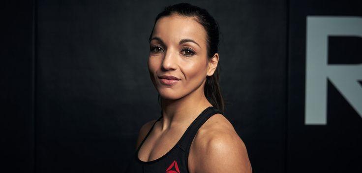 Sarah Ourahmoune à Rio
