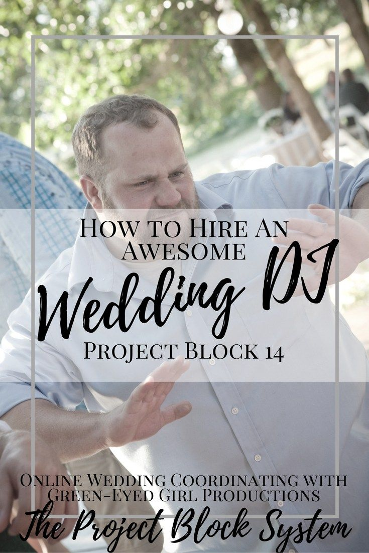 How To Hire A Wedding Dj Hiring Questions Ask