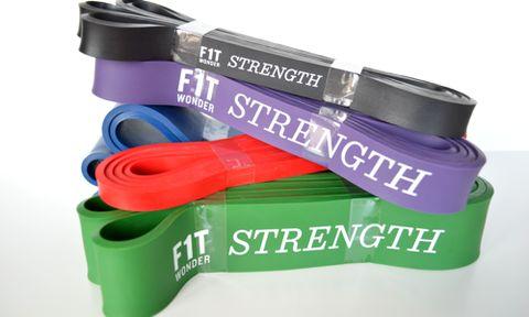 FitnessSanctum.com  CrossFit Strength Bands from Fringesport / Assorted XXLight--- XX Heavy---$15--$65---(fitnessssanctum.com...)