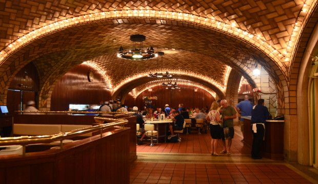 Oyster Bar in Grand Central Station + NYC roundup for people who don't like making reservations