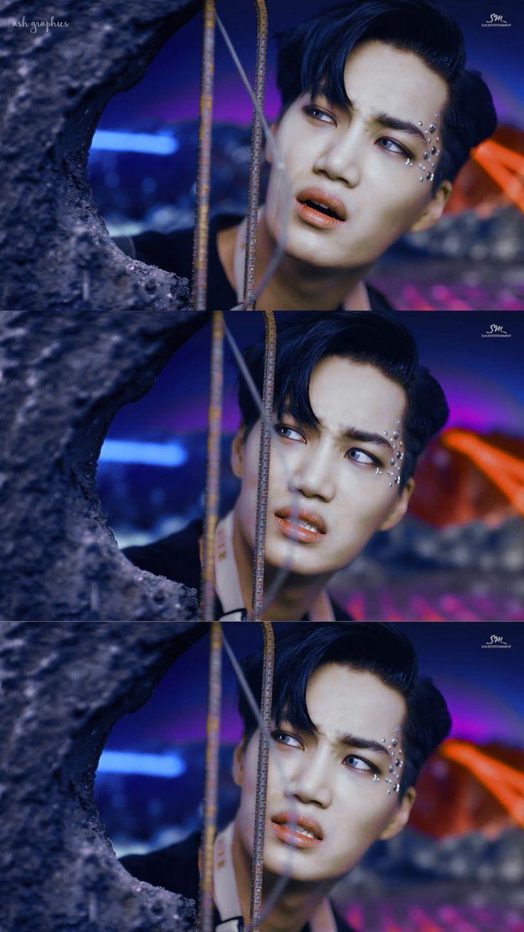 #EXO #KAI #JONGIN  #POWER #WALLPAPER