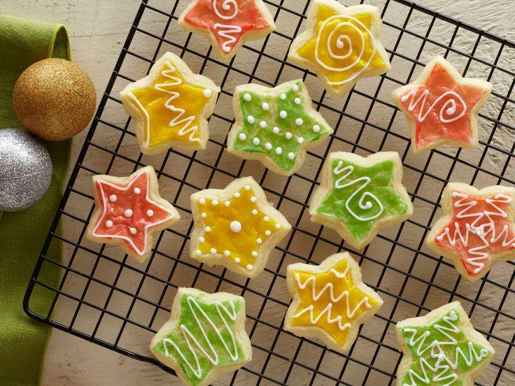 My Favorite Christmas Cookies recipe from Ree Drummond via Food Network