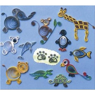 Buy Quilling Kits from CreateAndCraft.tv