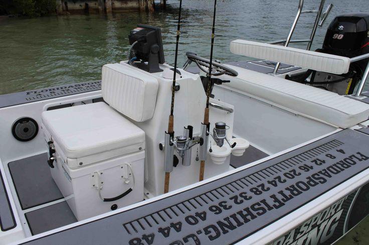 Florida Sport Fishing Boat For Avid Angler | SeaDek Marine Products