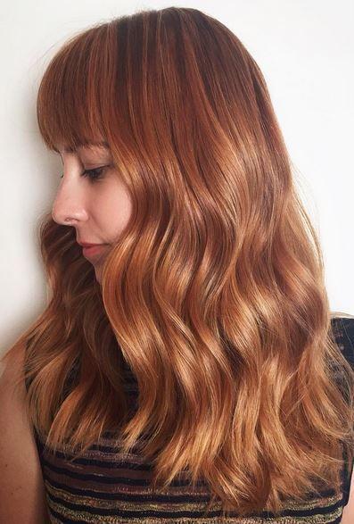 red hair envy