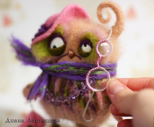 Очки для игрушки - Ярмарка Мастеров - ручная работа, handmade