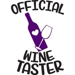 Silhouette Design Store: official wine taster