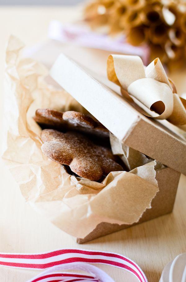 Biscotti del pan di zenzero