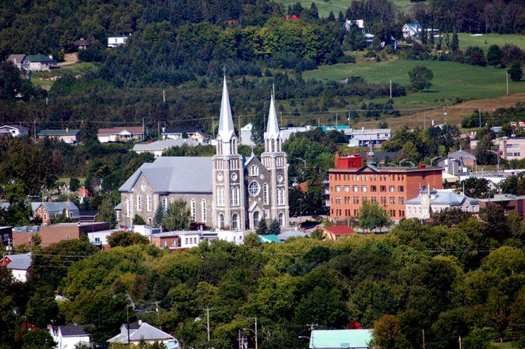 Eglise de Baie St-Paul, Québec  -   by jplebrun