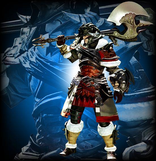 FFXIV Warrior