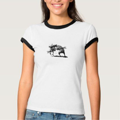 Pitbull fights - fighting dogs - dog fight T-Shirt - retro clothing outfits vintage style custom