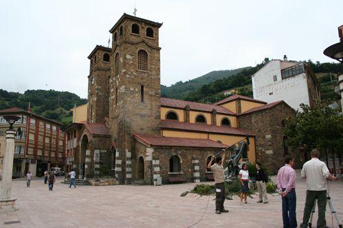 moreda_iglesia de San Martin,premio ejemplar 2007.