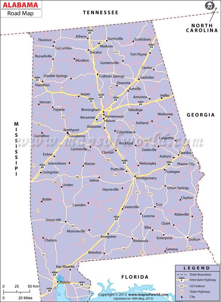 Best States I Have Traveled Images On Pinterest Road Maps - Us map with main roads