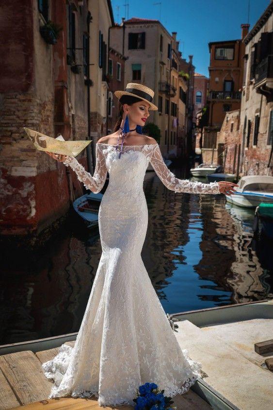 2641b2550106f0 MilanoLecce - колекція весільних суконь від TM Hadassa 2019 ...