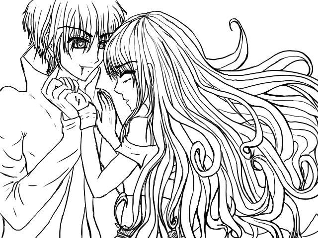Vampire Couple by gal91 | Vampires & Bats | Pinterest ...