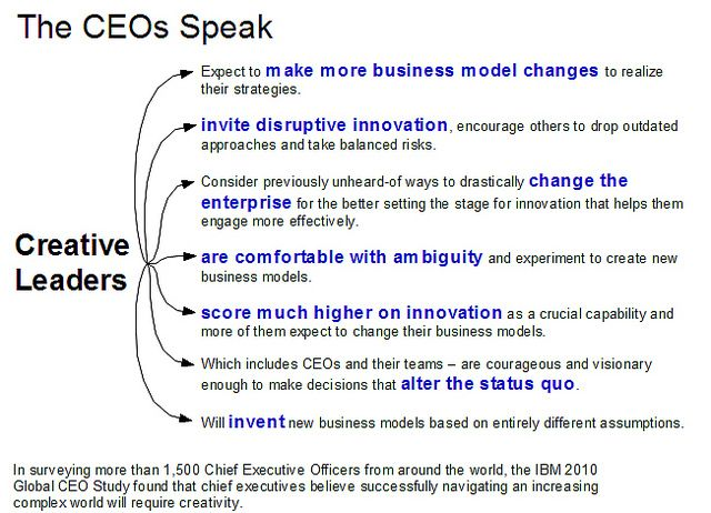 IBM CEO Study Graphic by ibmphoto24, via Flickr