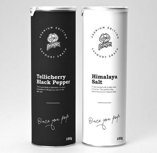 Niklas Hessman - Concept Pringles.