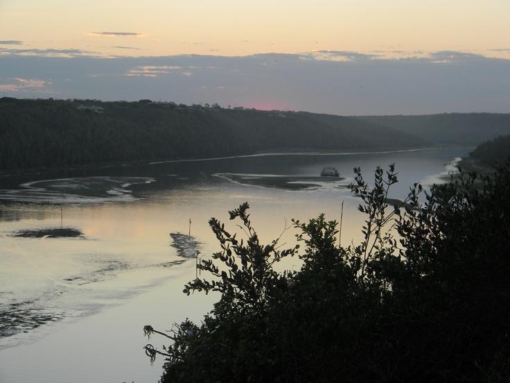 Bushmans River @ Kenton on Sea, Eastern Cape, South Africa
