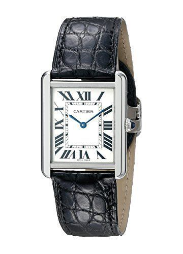 Cartier Men's W5200003 Tank Solo Stainless Steel Watch with Black Leather Band https://www.carrywatches.com/product/cartier-mens-w5200003-tank-solo-stainless-steel-watch-with-black-leather-band/ Cartier Men's W5200003 Tank Solo Stainless Steel Watch with Black Leather Band  #cartierquartz #cartierwatchesformen More Cartier watches : https://www.carrywatches.com/shop/wrist-watches-men/cartier-watches-for-men/