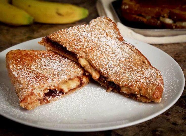 Resep Sandwich Bakar Pisang Coklat Paling Yummy http://dapursaja.blogspot.com/2014/12/resep-sandwich-bakar-pisang-coklat.html