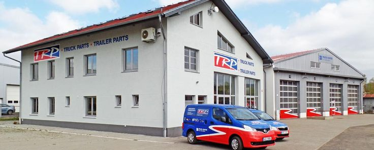 TRUCK CENTER Ústí nad Labem