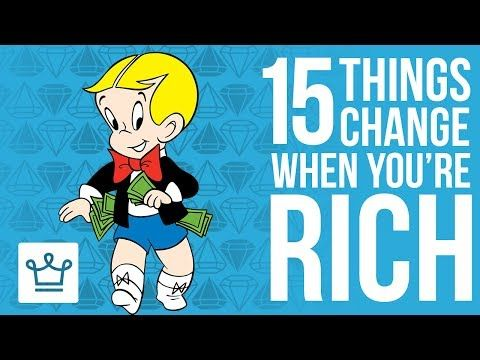 Millionaire's Mind: 15 Things That Change Once You Get Rich