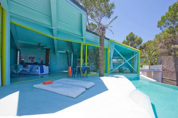 Escape to Ibiza to the Award Winning Villa Terramar in interior design architecture  Category