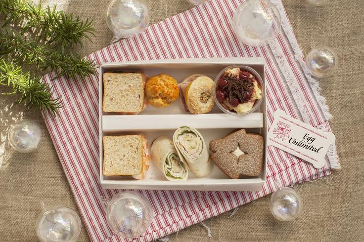 Christmas 2012 Lunchbox
