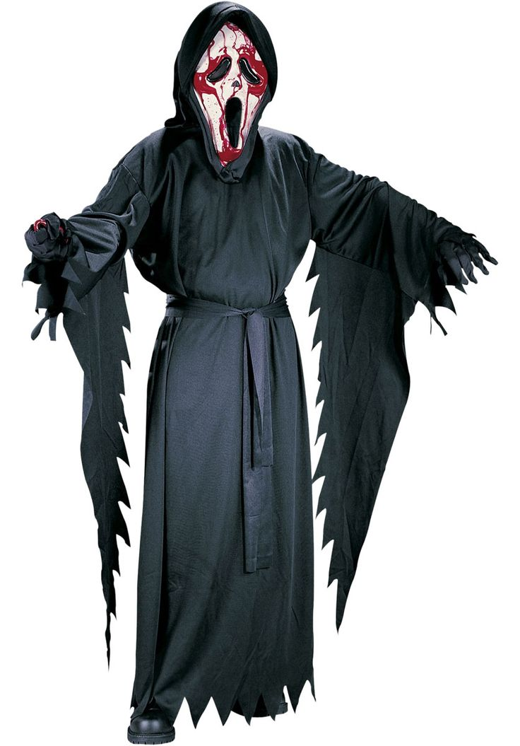 Bleeding Scream Costume - Child - Child Halloween Costumes at Escapade™ UK…