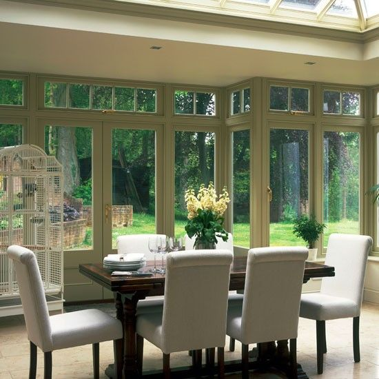 Conservatory Ideas Designs And Inspiration