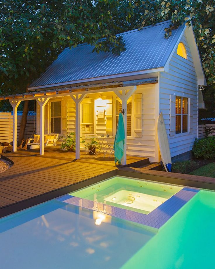Playful Michigan Pool House: 512 Best Outbuildings, Sheds, Guest & Play Houses. Images