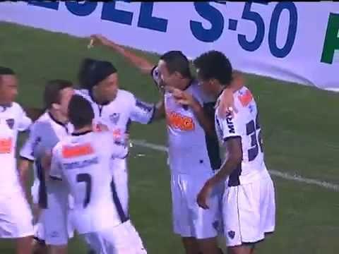 Assist of the Season Contender: Bernard (goal Jo) (Atletico Mineiro) v Gremio