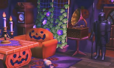 Sully The witch House AC New Leaf HHD Pinterest Witch