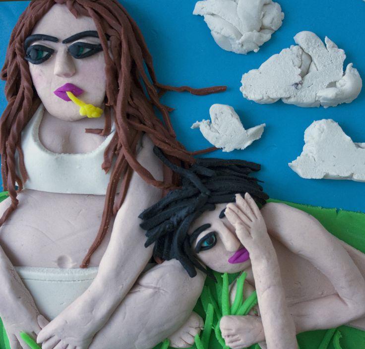 Eleanor Macnair - Alla scoperta della fotografia con il Play-Doh