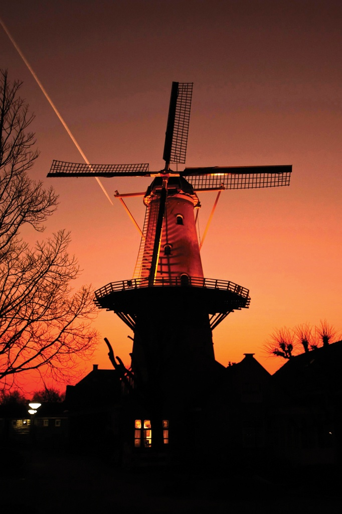 De molen (Photo: Holland.com)