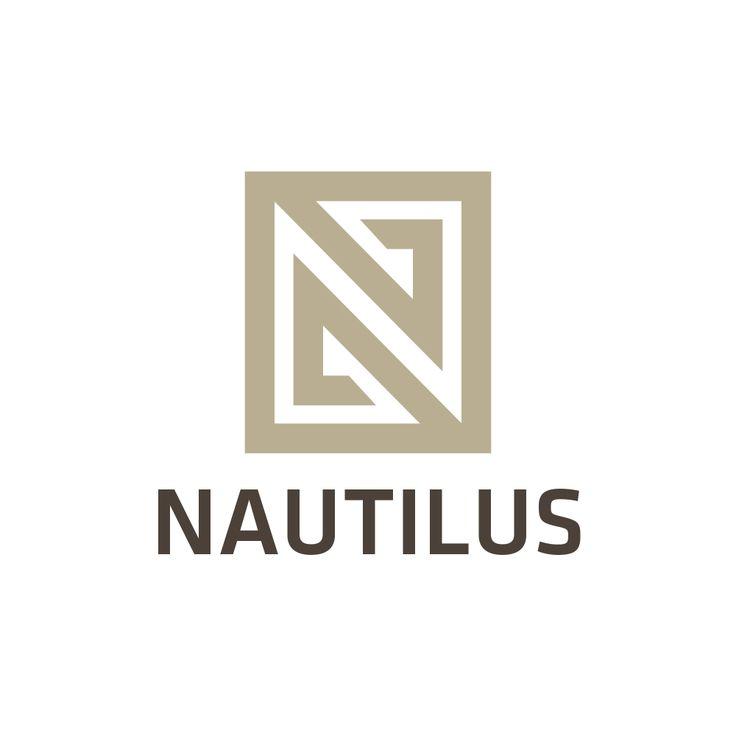 Gotowe logo Nautilus
