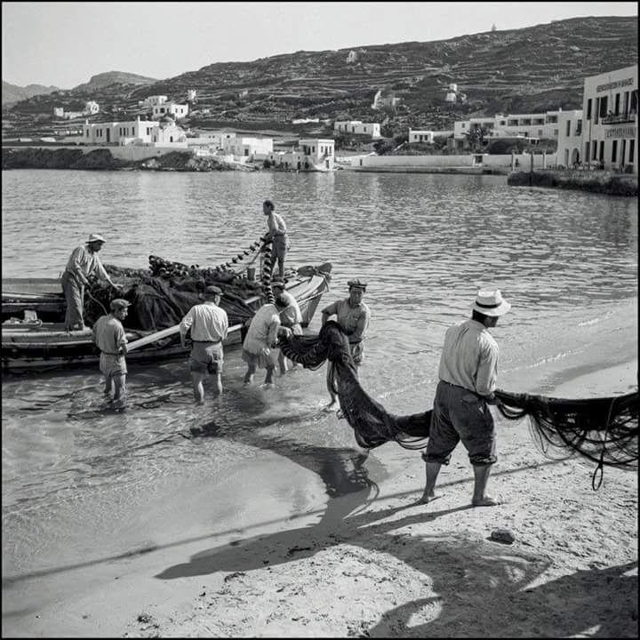 Μύκονος 1954-64 φωτ.Robert McCabe