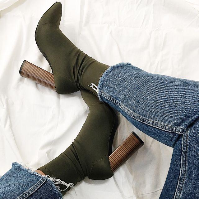 Public Desire boots|  #sockboots