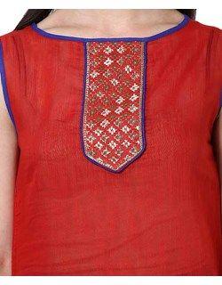 Elecnic Salwar Kameez Set - Rust Online Shopping   129854