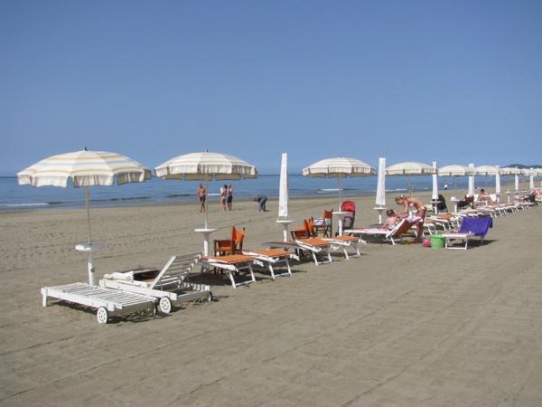 Maremma, Italien 2013