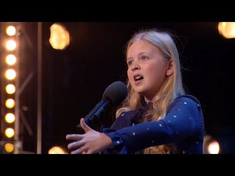 Britain's Got Talent 2016 S10E01 Beau Dermott Absolutely Brilliant 12 Year Old Singing Prodigy Full - YouTube