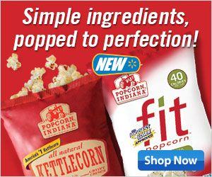 Check out the New FIT Popcorn from Popcorn, Indiana! (GLUTEN FREE)