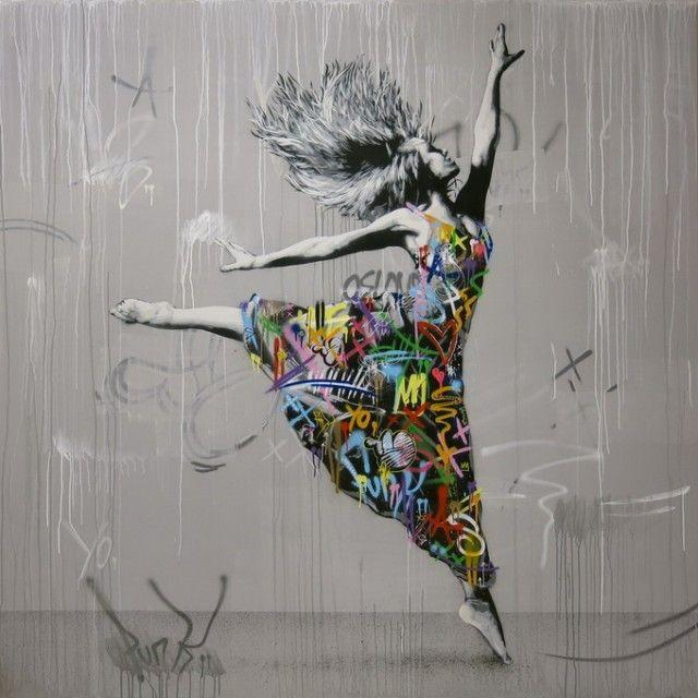 Inspiré par des artistes comme José Parla et Cy Twombly, son expression artistique est un subtile mélange de graffiti et de pochoir dont l'ensemble compose ...
